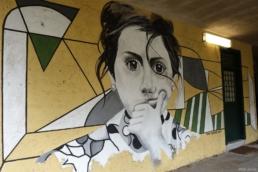 volti murales