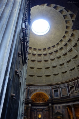 cupola pantheon roma
